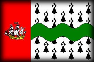 Culture Bretagne, drapeau breton, drapeau du pays de nantes, pays nantais, bro naoned