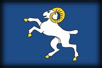 Culture Bretagne, drapeau breton, drapeau du pays de cornouaille, bro kernev